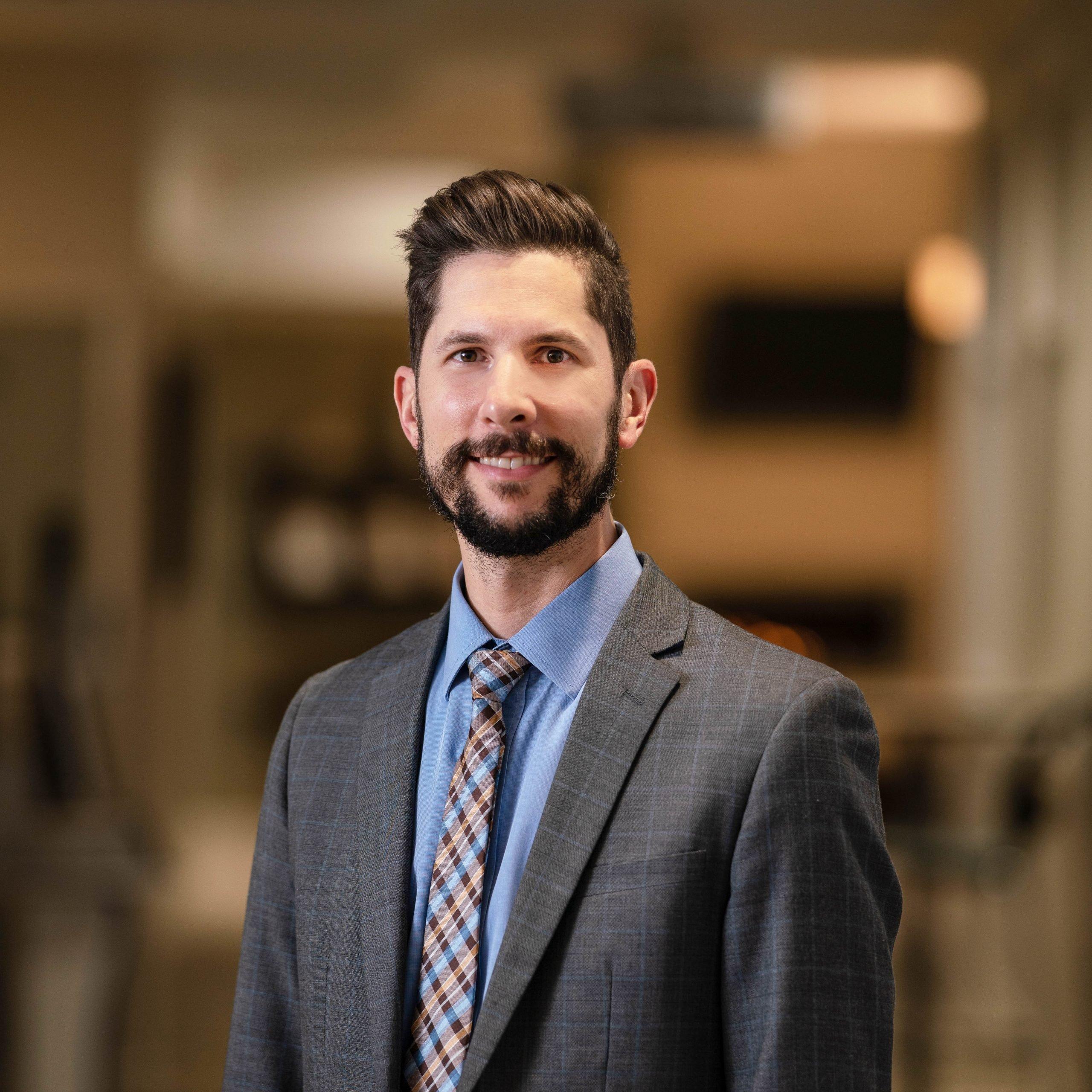 Dr. Nathan Pezda